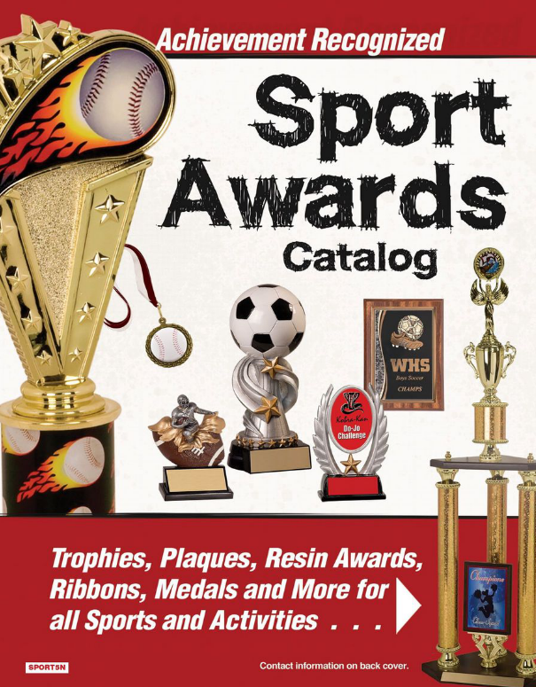 Premier Sports & Academic Awards Catalog